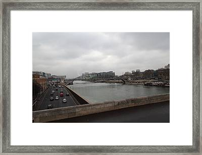 Paris France - Street Scenes - 011386 Framed Print by DC Photographer
