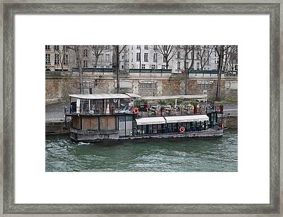 Paris France - Street Scenes - 011388 Framed Print by DC Photographer