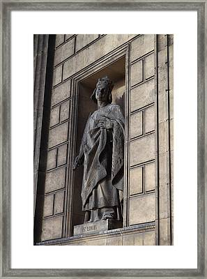 Paris France - Street Scenes - 011392 Framed Print by DC Photographer