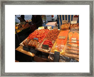 Paris France - Street Scenes - 121262 Framed Print by DC Photographer