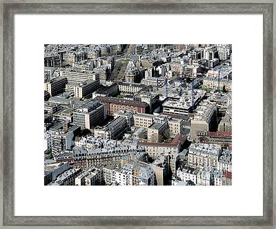 Paris IIi Framed Print
