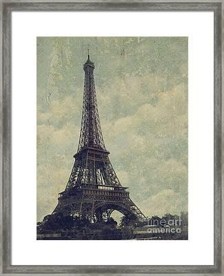 Paris Framed Print by Jelena Jovanovic