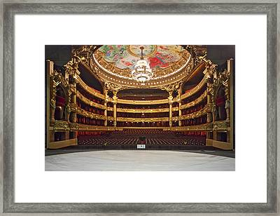 Paris Opera House 2 Framed Print