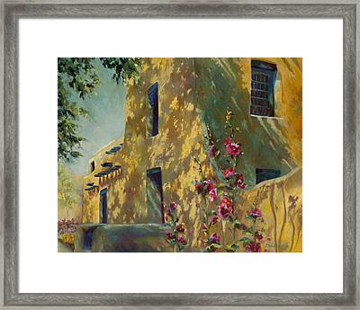 Park Avenue Pueblo Framed Print by Chris Brandley