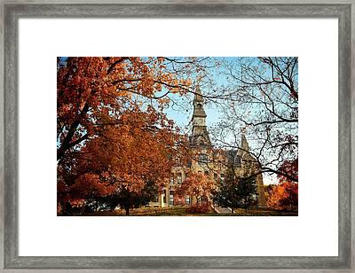 Park University Framed Print
