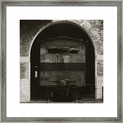 Framed Print featuring the photograph Parked by Amarildo Correa