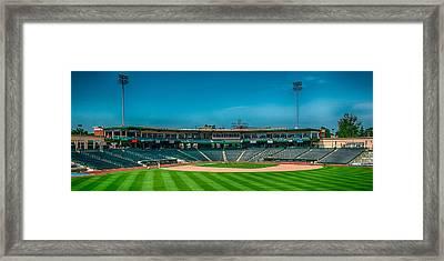 Parkview Field Fort Wayne Framed Print
