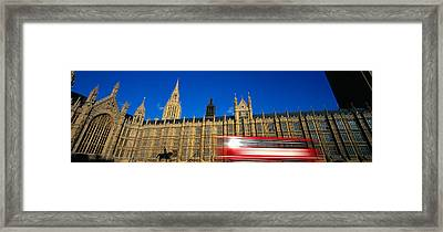 Parliament, London, England, United Framed Print