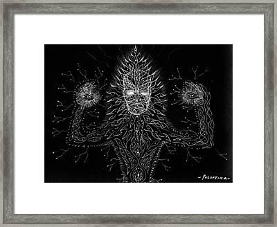 Paroptika Framed Print
