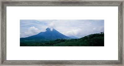 Parque Nacional Volcan Arenal Alajuela Framed Print