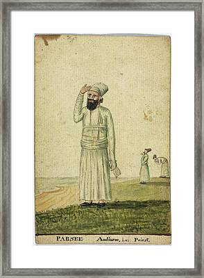 Parsee Andiaroo Framed Print by British Library