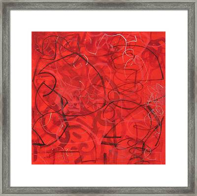 Party Framed Print