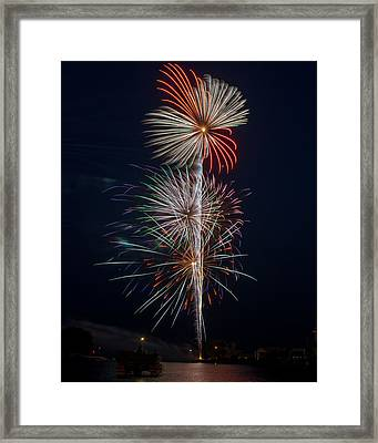 Party Like It's 1776 Framed Print