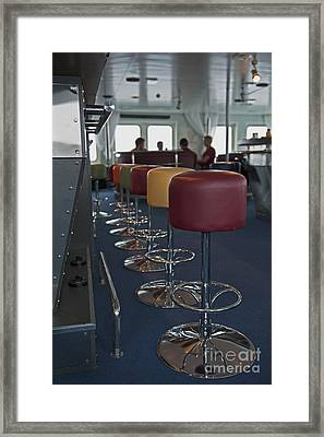 Party Room... Framed Print by Nina Stavlund