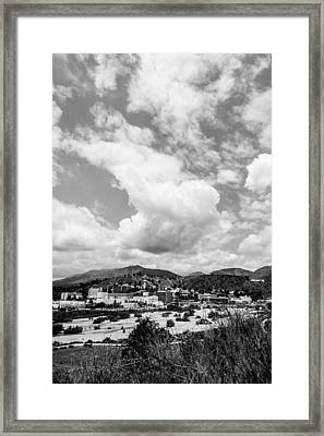 Pasadena Series Four Framed Print by Josh Whalen