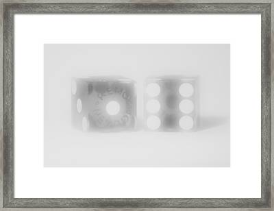 Pass Line Flashback Framed Print by Benjamin Yeager