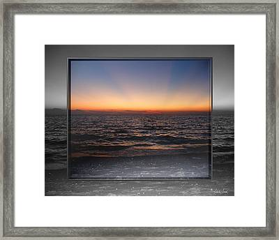 Passage Framed Print
