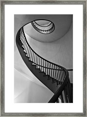Passage Through History Framed Print by Daniel Chen
