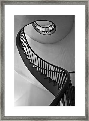 Passage Through History Framed Print by Daniel Chen