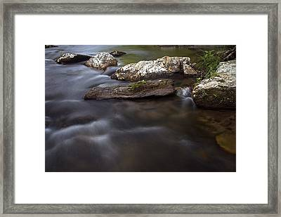 Passing By Framed Print by Andy Crawford