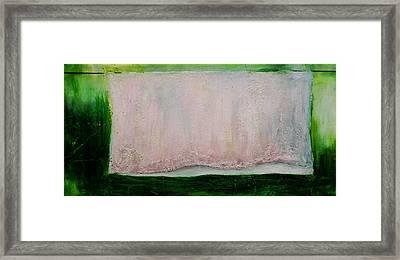 Passingon Framed Print by Martine Letoile