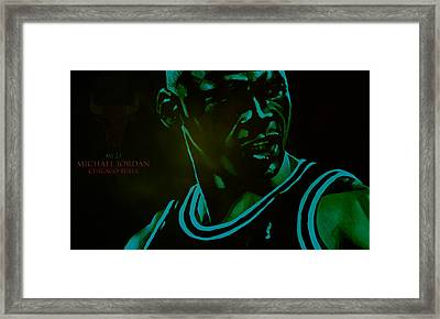 Framed Print featuring the digital art Passion by Brian Reaves