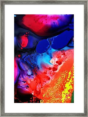 Framed Print featuring the painting Passion by Christine Ricker Brandt