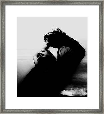 Framed Print featuring the photograph Passion by Jessica Shelton