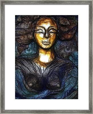 Passion Framed Print by Joachim G Pinkawa