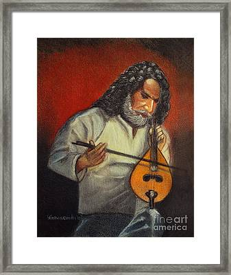Passion Framed Print by Kostas Koutsoukanidis