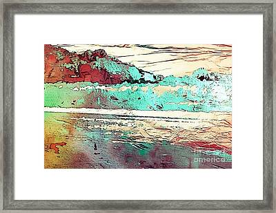Passionate Mortification Framed Print