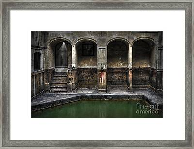 Past And Present Framed Print by Svetlana Sewell