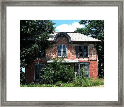 Past Prime Framed Print by Laurel Gillespie