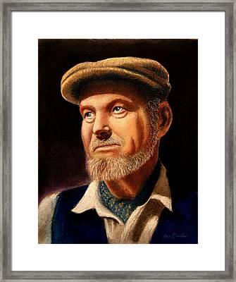 Pastel #1 Framed Print