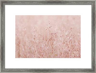 Pastel Nature Framed Print by Svetlana Sewell