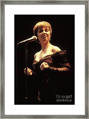 Pat Benatar Framed Print by Concert Photos