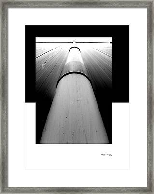 Path 2 Framed Print