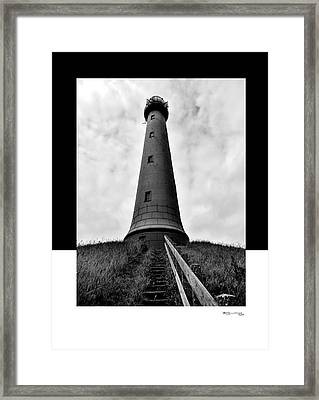 Path 3 Framed Print