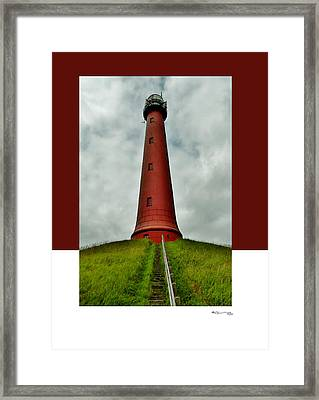 Path 4 Framed Print