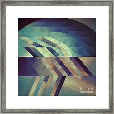 Path Of Sorrow Framed Print by Lonnie Christopher