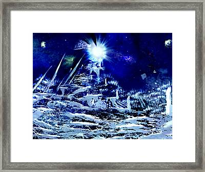 Path To Enlightment Framed Print
