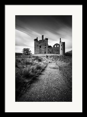 Castle Photographs Framed Prints
