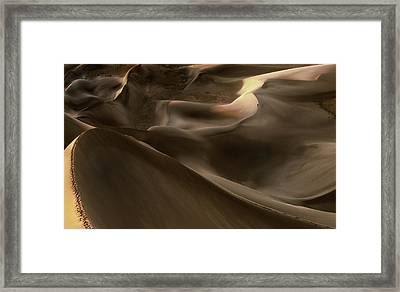 Path To Yourself Framed Print