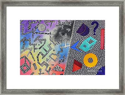 Pathway Framed Print by Shannan Peters