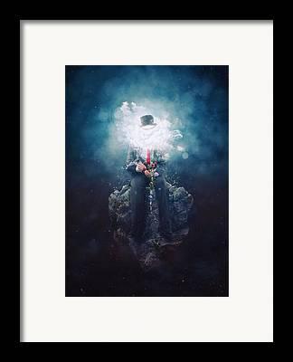 Magritte Framed Prints
