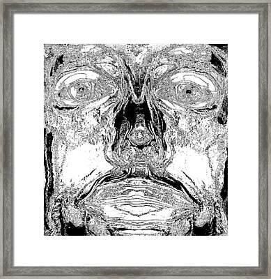 Patient Six Bona Fide Hallucinations Framed Print by Sir Josef - Social Critic -  Maha Art