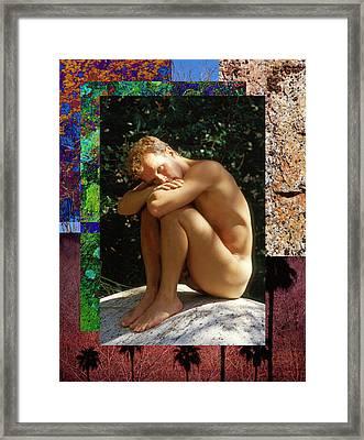 Patrick D. 4-1 Framed Print