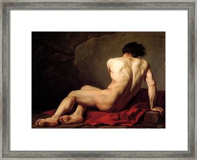 Patroclus Framed Print