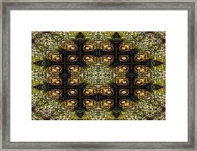 Pattern 01 Framed Print