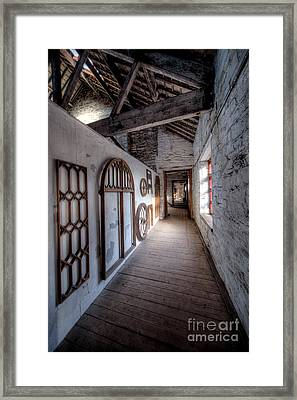 Pattern Loft Framed Print